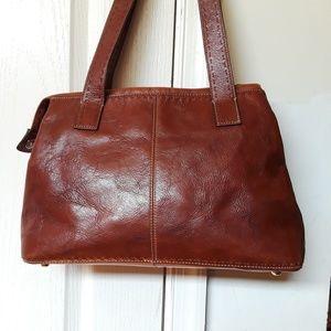 Vintage Fossil leather Bag.